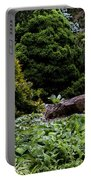 Secluded Garden Portable Battery Charger