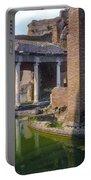 Second Century Villa Of Emperor Hadrian  Portable Battery Charger