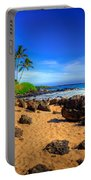 Secret Beach Maui Portable Battery Charger