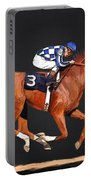 Secretariat And Turcotte Portable Battery Charger