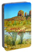 Sedona Arizona Portable Battery Charger
