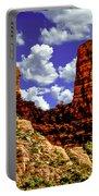 Sedona Arizona Red Rock Secret Mountain Wilderness Portable Battery Charger