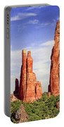 Sedona Red Rock Cathedral Rock State Park Portable Battery Charger