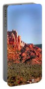 Sedona Rocky Cathedral Portable Battery Charger