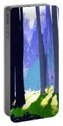See The Forest For The Trees Portable Battery Charger
