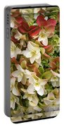 Seeing Double - Hydrangeas Portable Battery Charger