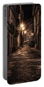 Segovia Predawn Portable Battery Charger by Joan Carroll