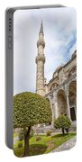 Sehzade Mosque 09 Portable Battery Charger