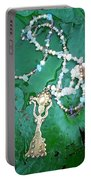 Self-esteem Necklace With Offerings Goddess Pendant Portable Battery Charger