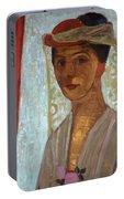 Self Portrait, 1906-7 Portable Battery Charger