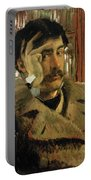 Self Portrait, C.1865 Panel Portable Battery Charger