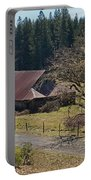 Selma Barn And Country Road Portable Battery Charger
