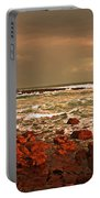 Sennen Storm Portable Battery Charger by Linsey Williams