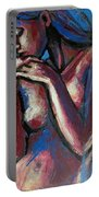 Sentimental Mood- Female Nude Portable Battery Charger