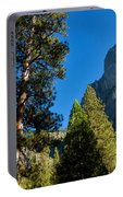 Sentinel Dome, Yosemite Np Portable Battery Charger
