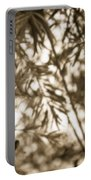 Sepia Finch Portable Battery Charger