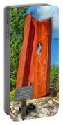 September 11th Memorial Mantua N J Portable Battery Charger