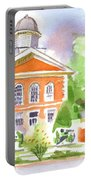 September Saturday Portable Battery Charger