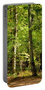 September's Woodlands Portable Battery Charger