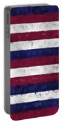 Serapis Flag Portable Battery Charger by World Art Prints And Designs