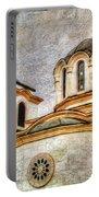 Serbian Orthodox Church - San Marcos California Portable Battery Charger
