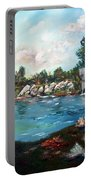 Serene River Portable Battery Charger