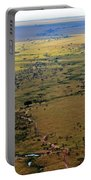 Serengeti Landscape Portable Battery Charger