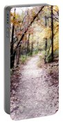 Serenity Walk In The Woods Portable Battery Charger
