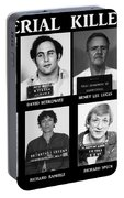 Serial Killers - Public Enemies Portable Battery Charger