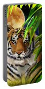 Second In The Big Cat Series - Tiger Portable Battery Charger