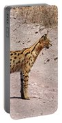 Serval Cat Portable Battery Charger