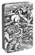 Seven Deadly Sins, 1511 Portable Battery Charger