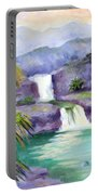 Seven Sacred Pools Portable Battery Charger