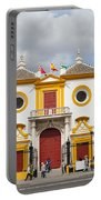 Seville Bullring In Spain Portable Battery Charger