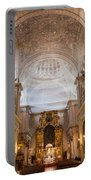 Seville Cathedral Interior Portable Battery Charger
