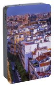 Seville Cityscape Portable Battery Charger