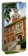 Sewickley Pennsylvania Municipal Hall Portable Battery Charger