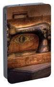 Sewing Machine  - Singer  Portable Battery Charger