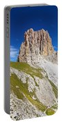 Sforcella Peak - Catinaccio Group Portable Battery Charger