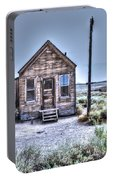 Shacks At Bodie Portable Battery Charger