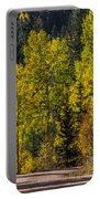 Shades Of Fall Portable Battery Charger
