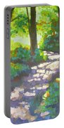 Shadowed Path Portable Battery Charger