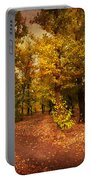 Shadows Of Forest Portable Battery Charger