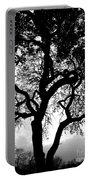 Shady Silhouette Portable Battery Charger