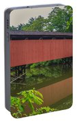 Shaeffer Or Campbell Covered Bridge Portable Battery Charger