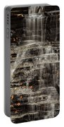 Shale Waterfalls Cascade Portable Battery Charger