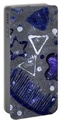 Shape From The Series The Elements And Principles Of Art Portable Battery Charger