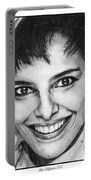 Shari Belafonte In 1985 Portable Battery Charger