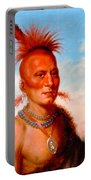 Sharitarish. Wicked Chief. Pawnee Portable Battery Charger