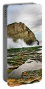 Shark Fin Cove Portable Battery Charger